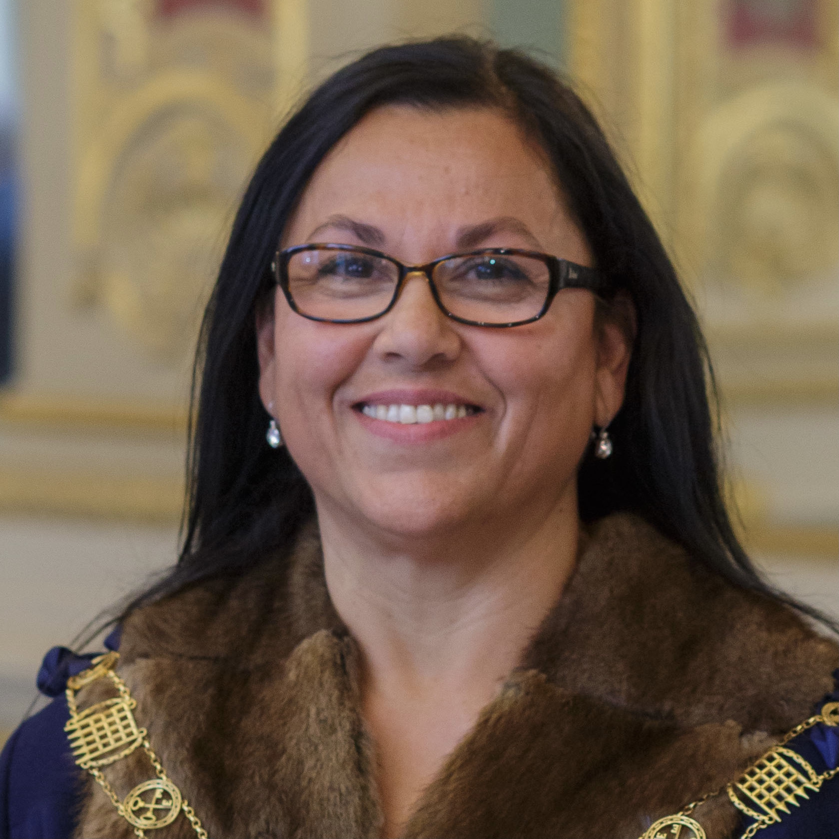 Yasmeen Stratton Master of the Worshipful Company of Security Professionals (2020 to 2021)