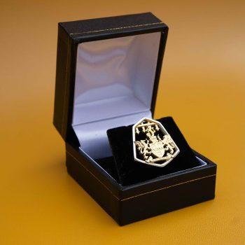 Royal Charter Pin
